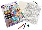 Royal Langnickel CPN9 Dessin Crayon de couleur daprès les chiffres Westies