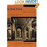Sonatina Masterworks, Bk 2 (Alfred Masterwork Editions)