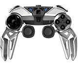Mad Catz L.Y.N.X.9 Mobile Hybrid Controller with Bluetooth Technology for Android Smartphones, Tablets and PC - Gloss White