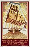 MONTY PYTHON'S LIFE OF BRIAN - US MOVIE FILM WALL POSTER - 30CM X 43CM