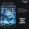 Category Five (       UNABRIDGED) by Philip S Donlay Narrated by Chris Kennedy