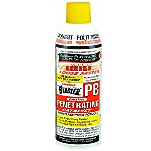 Jeep Travel Equipment Amazon.com: PB Blaster Penetrating Oil, 12 oz: Automotive