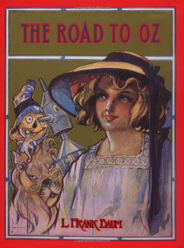 The Road To Oz front-815985