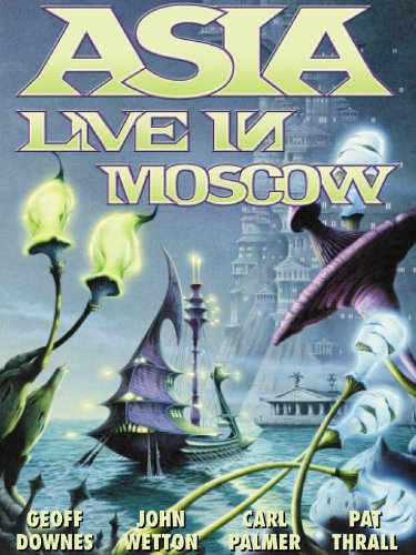 ASIA Live In Moscow