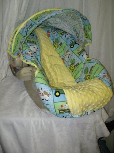 Best John Deere Babies Graco Sungride Carseat Cover