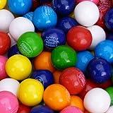 "Bulk 6 Lbs Dubble Bubble 1"" Gumballs"