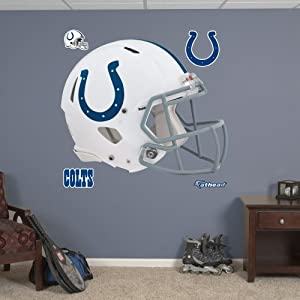 NFL Indianapolis Colts Helmet Wall Graphics by Fathead