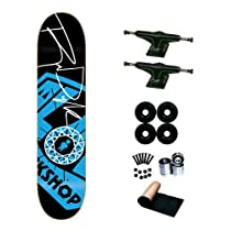 Alien Workshop Rob Dyrdek Signature 8.0 Skateboard Complete