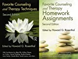 img - for Favorite Counseling and Therapy Techniques & Homework Assignments Package book / textbook / text book