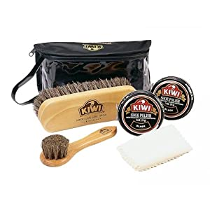 KIWI® MILITARY SHOE CARE KIT, Black