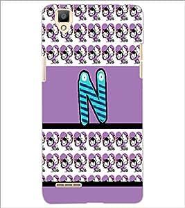 PrintDhaba GRANDbet N D-3394 Back Case Cover for OPPO F1 (Multi-Coloured)
