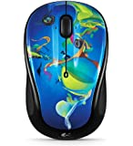 Logitech M325 Wireless Mouse with Designed-For-Web Scrolling - Into the Deep
