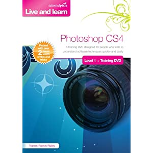 Photoshop CS4 Training DVD - Level 1 (Mac/PC DVD)