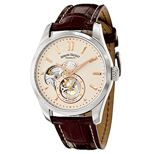 Armand Nicolet L06 Men's Watch A130AAA-AS-P713BX2