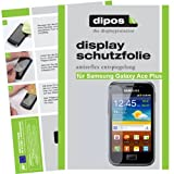 2x DIPOS Antireflex Displayschutzfolie fr Samsung Galaxy Ace Plus S7500von &#34;dipos&#34;