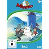 Mumins Box 2 2 DVDs