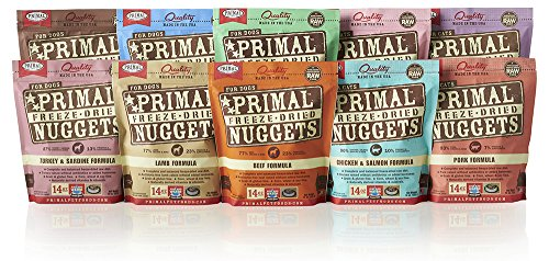 Primal Pet Foods Freeze-Dried Canine Beef Formula 14 oz_Image2