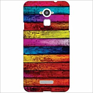 Design Worlds Silicon Back Cover For Coolpad Note 3 - Phone Cover Multicolor
