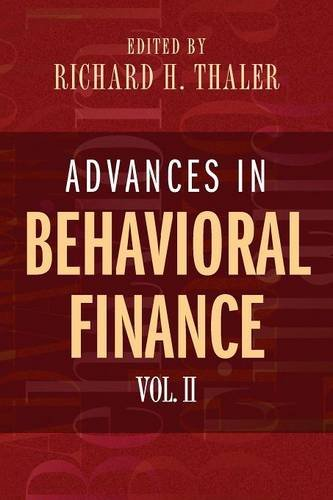 Advances in Behavioral Finance, Volume II (The Roundtable Series in Behavioral Economics) (Advance Accounting Theory compare prices)