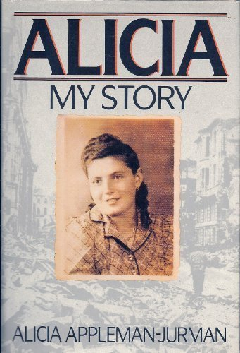 Cover of Alicia: My Story