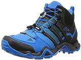 [アディダス] adidas ハイキングシューズ SWIFT R MID Gore-Tex KEF72 S80315 ショックブルーS16/コアブラック/チョークホワイト 27.0