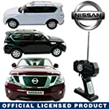 Brand New Official Licensed 1:16 NISSAN PATROL SUV Electric RC Radio Remote Control Car Toy Official License
