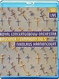 Symphonie No 5 en Si bémol Majeur Nikolaus Harnoncourt [Blu-ray]