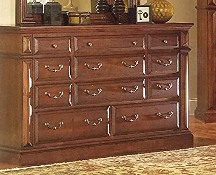 Progressive Furniture 61657-23 Drawer Dresser TorreonCollection