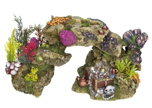 Decoration Aquarium Tresor
