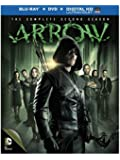 Arrow:  The Complete Second Season [Blu-ray + DVD + UltraViolet] (Version française)