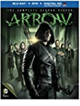 Arrow:  The Complete Second Season [B...