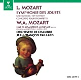 Leopold Mozart: Toy Symphony / Concerto for trumpet, horns, strings and harpsichord / W. A. Mozart: A Musical Joke