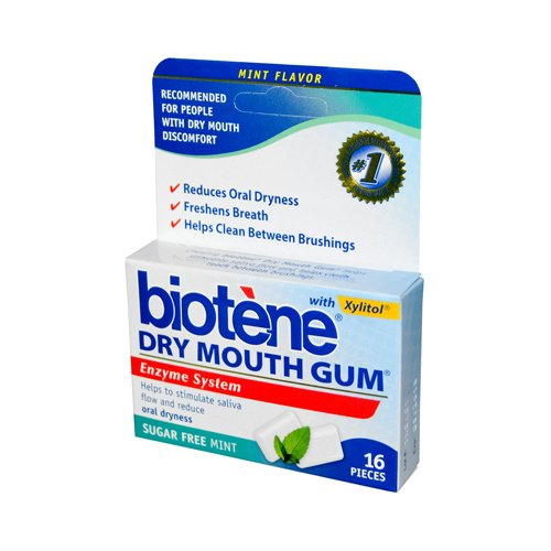 Dry Mouth Biotene
