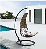 Dais - Modern Balance Curve Porch Swing Chair Model - Y9073