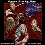 img - for Hunters of the Red Moon book / textbook / text book