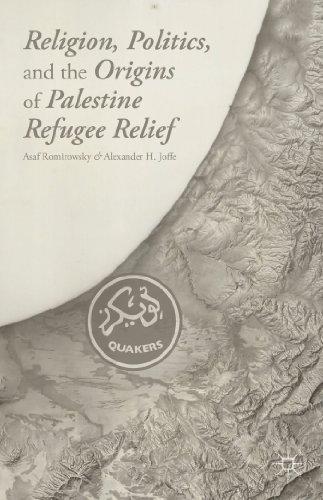 Religion, Politics, and the Origins of Palestine Refugee Relief