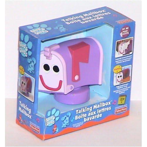Amazon.com: Blue's Clues Talking Mailbox Toy