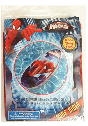 Marvel Ultimate Spiderman Surf Rider 28.5 Inch