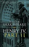 Henry IV, Part II (Dover Thrift Editions)
