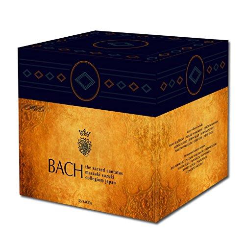 J.S.バッハ : 教会カンタータ全集 (Bach : The Sacred Cantatas / Masaaki Suzuki | Bach Collegium Japan)