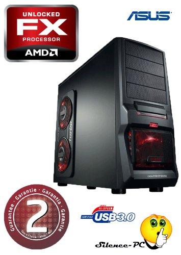 Schnäppchen!! ANKERMANN-PC Hornet Gamer AMD FX-4100 (4x 3.60GHz) | EVGA NVIDIA GeForce GTX 650Ti 2048MB DDR5 | 8GB RAM DDR3 | Cardreader 52in1 | 2,0TB HDD SATA3 | W-LAN intern | MSI Board USB3.0 | 24xDVD Writer | Netzteil 600W FSP | Case HORNET 0300NG | 2 Jahre Garantie