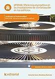 OBJETIVOS:- CALCULAR LA EFICIENCIA ENERGéTICA DE LOS GENERADORES DE FRO, LOS VENTILADORES Y LAS REDES DE CONDUCTOS DE DISTRIBUCIóN MEDIANTE EL ANáLISIS DE LA CONSTITUCIóN Y EL FUNCIONAMIENTO DE LOS MISMOS CONFORME A LA NORMATIVA VIGENTE.-