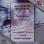 Serenades No.1 Op.11 & No.2