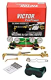 Thermadyne Victor 0384-2552 FP250-510CS Clamshell Oxy-Fuel Outfit