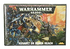 Warhammer 40K Assault On Black Reach Starter Set.