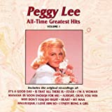 Peggy Lee All Time Greatest Hits