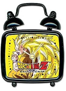 Dragon Ball Z SS3 Goku Desk Clock Mini