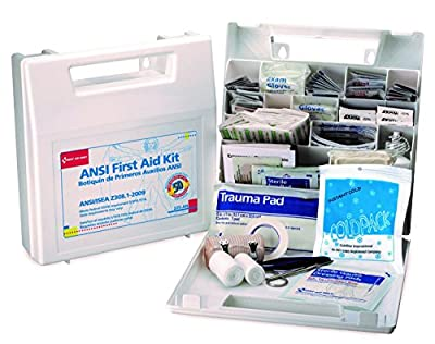 Tactical First Aid Kit: First Aid Only 50 Person Bulk First Aid Kit from First Aid Only