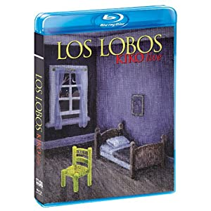 Los Lobos: Kiko Live (Blu Ray/CD) [Blu-ray]