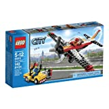Lego City Stunt Plane Toy Building Set